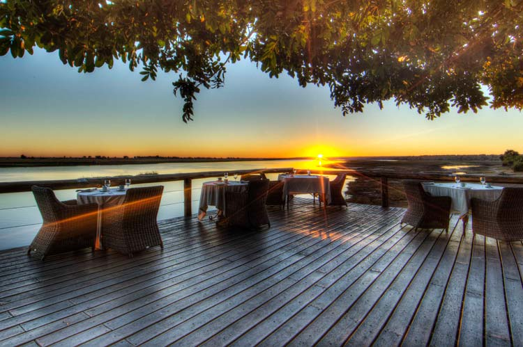 Iconic: Chobe Game Lodge